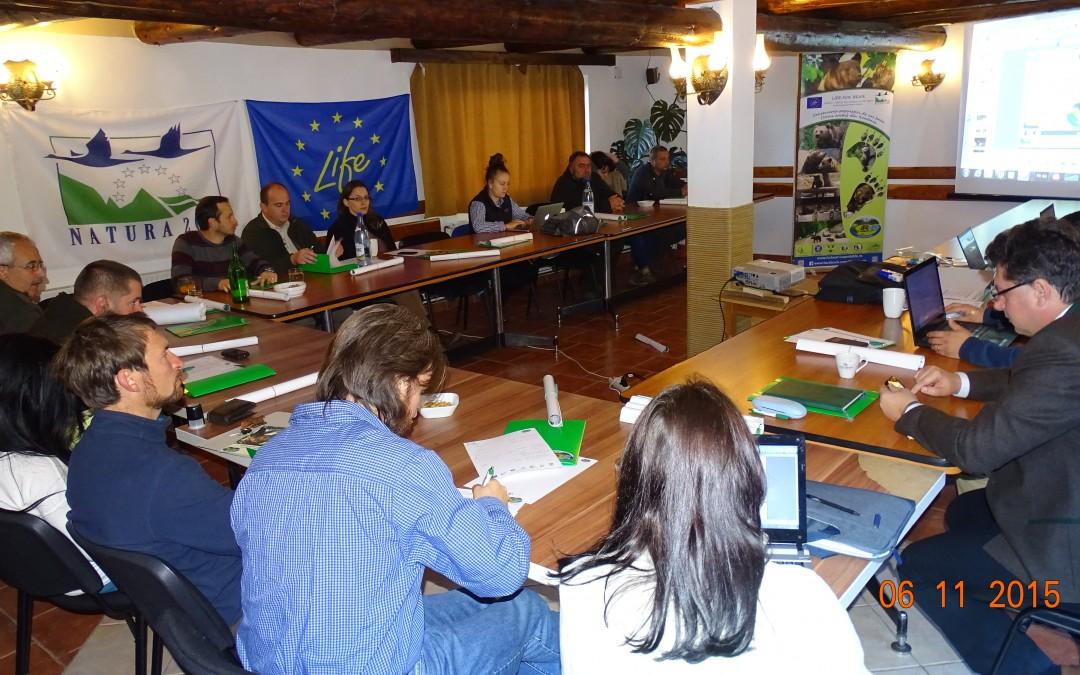 ANALIZA PLANULUI DE ACȚIUNE PENTRU  COSERVAREA POPULAȚIE DE URS BRUN DIN ROMÂNIA
