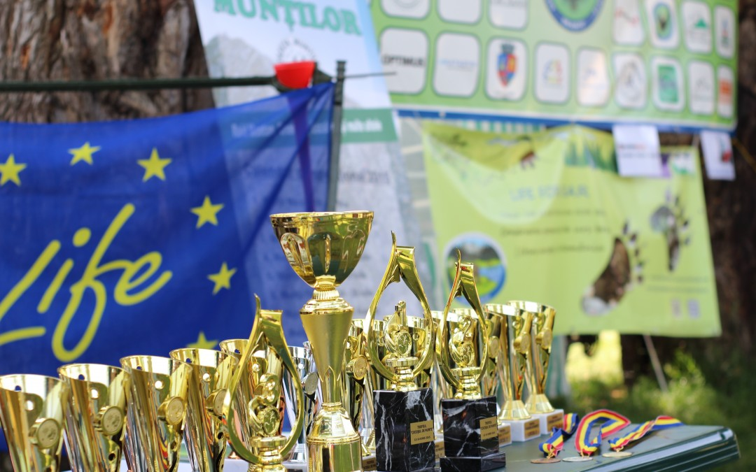 Campionatul National de Turism Sportiv ȘTAFETA MUNȚILOR 2015